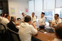SKK Migas Sepakat Transisi Blok B dengan Pemerintah Aceh