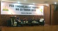 Senator Fachrul Razi: Konflik Pertanahan Melibatkan Oknum Badan Pertanahan dan Mafia Pertanahan