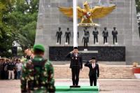 Peringatan Hari Kesaktian Pancasila, Gubernur Ajak Masyarakat Petik Hikmah Pengorbanan Letda Sujono