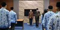 16 Pejabat Eselon III dan IV Pemerintah Aceh Resmi Dilantik