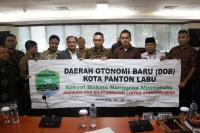 Senator Fachrul Razi Yakin DOB Kota Panton Labu Akan Terwujud